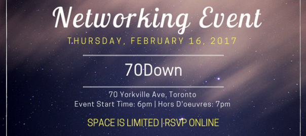 SPPA networking event (Feb 16) poster