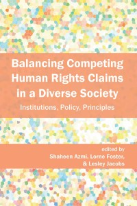 Balancing Competing Human Rights Claims in a Diverse Society