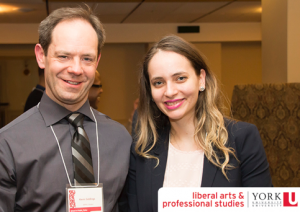 MPPAL alumni Kevin Giddings and Romina Chencheva