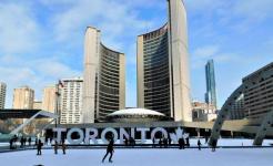 Picture of Toronto City Hall